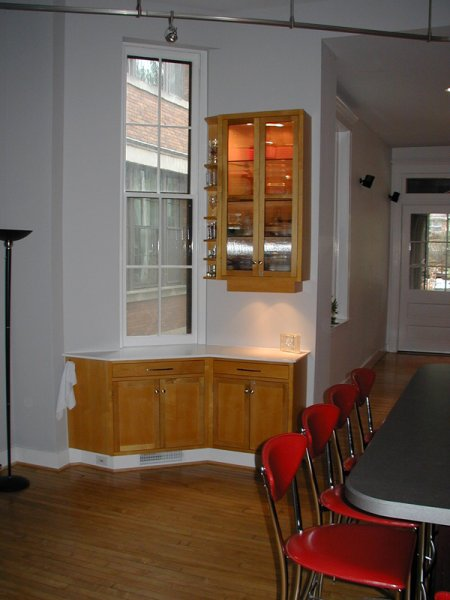 Bar for Pat\'s place.