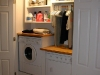 Laundry room, Pat\'s place.