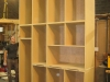 Massive built-in for my friend Tom. This thing is 9\' wide by 11.5\' tall by 30