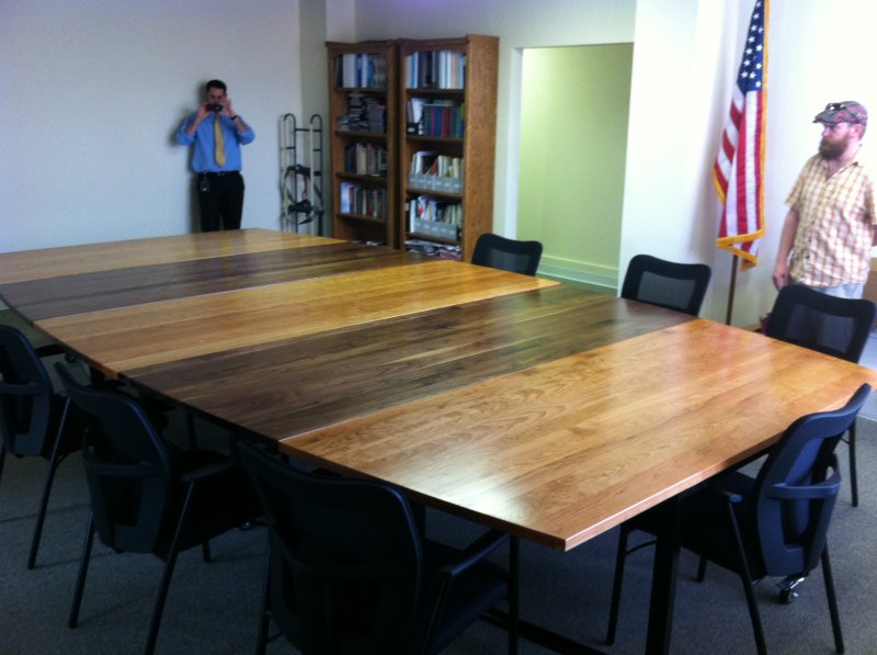 Table built for the ACLU of Kentucky